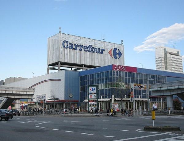 Matvarukedjan Carrefour testar ny kylteknik med propen i Belgien
