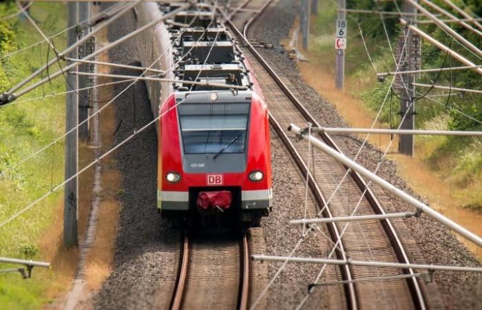 Naturliga köldmedier i tåg i Tyskland