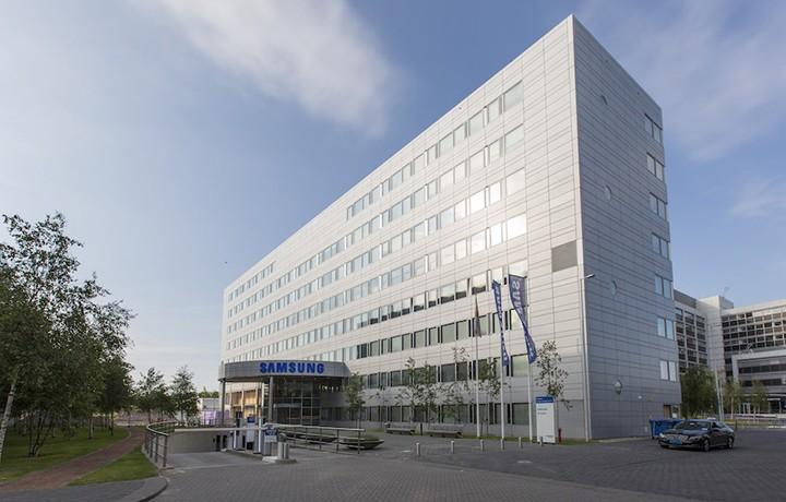 Samsung installerar nya verksamheten SEACE i Nederländerna