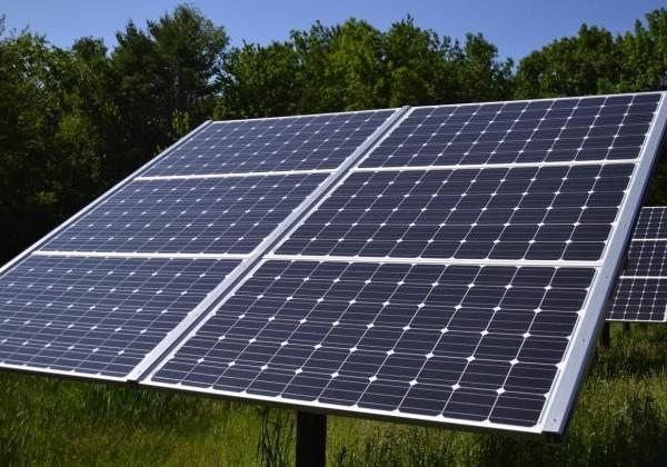 Kylsystem baserat på solenergi och ammoniak