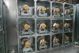ENERGIEFFEKTIV LUFTKONDITIONERING I DATACENTER