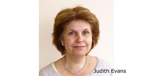 Judith Evans är ny ordförande för IIR:s C2-kommission